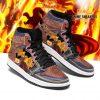 Fuegoleon Vermillion Sneakers Black Clover Anime Shoes Men / Us6.5 Jd