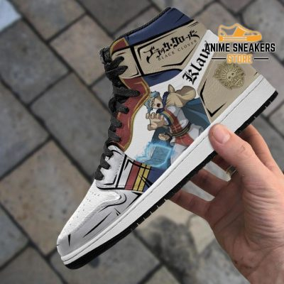 Golden Dawn Klaus Sneakers Black Clover Anime Shoes Jd