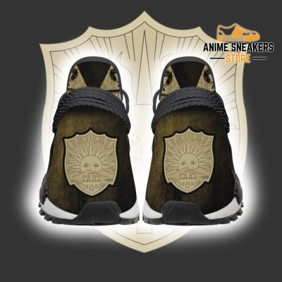 Golden Dawn Shoes Magic Knight Black Clover Anime Sneakers Men / Us6 Nmd