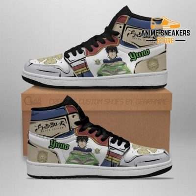 Golden Dawn Yuno Sneakers Black Clover Anime Shoes Jd