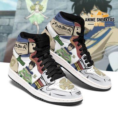 Golden Dawn Yuno Sneakers Black Clover Anime Shoes Men / Us6.5 Jd