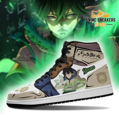 Grimore Yuno Sneakers Black Clover Anime Shoes Jd