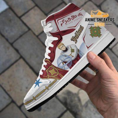Black Clover Julius Novachrono Sneakers Anime Shoes Jd