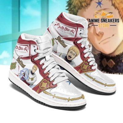 Black Clover Julius Novachrono Sneakers Anime Shoes Men / Us6.5 Jd