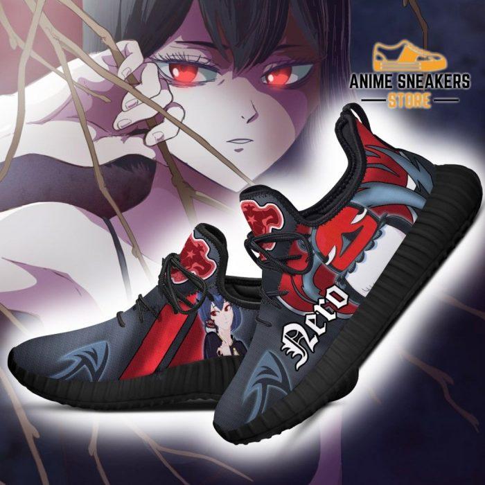 Black Clover Nero Reze Shoes Bull Knight Anime Sneakers