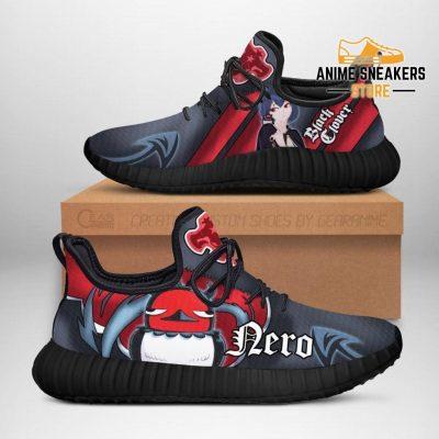 Black Clover Nero Reze Shoes Bull Knight Anime Sneakers Men / Us6