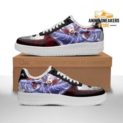Noelle Silva Sneakers Black Bull Knight Clover Anime Shoes Men / Us6.5 Air Force