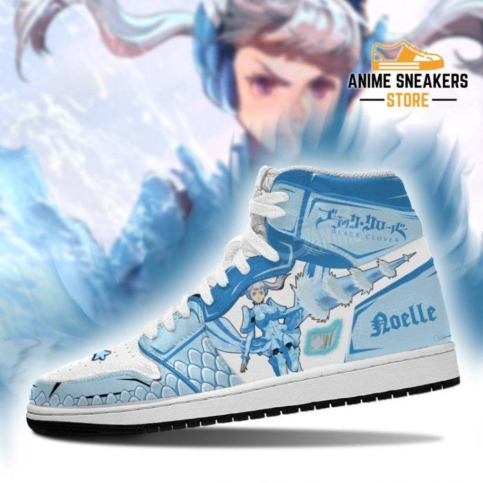 Noelle Silva Valkyrie Dress Sneakers Black Clover Anime Shoes Jd