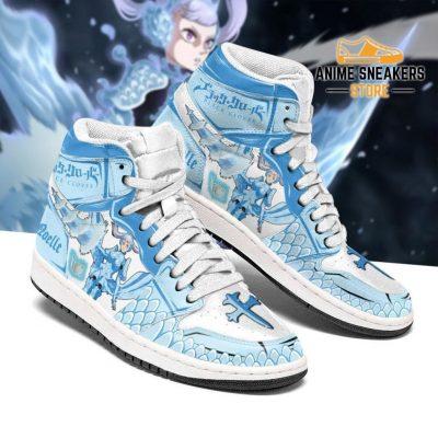 Noelle Silva Valkyrie Dress Sneakers Black Clover Anime Shoes Men / Us6.5 Jd