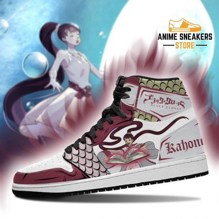 Black Clover Shoes Kahono Sneakers Anime Jd