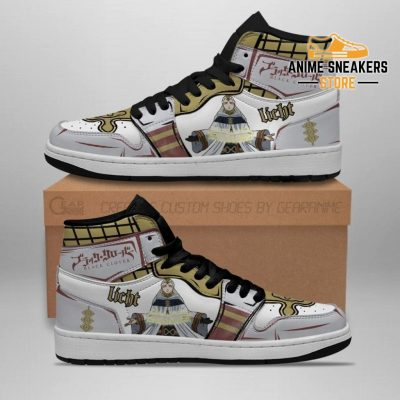Third Eye Patolli Licht Sneakers Black Clover Anime Shoes Jd
