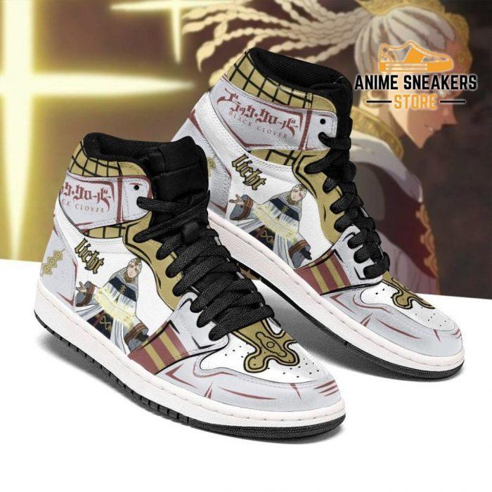 Third Eye Patolli Licht Sneakers Black Clover Anime Shoes Men / Us6.5 Jd