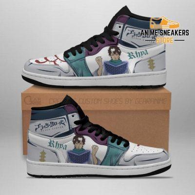 Third Eye Rhya Sneakers Black Clover Anime Shoes Jd
