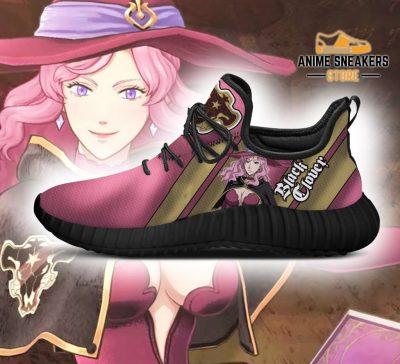 Black Clover Vanessa Reze Shoes Bull Knight Anime Sneakers