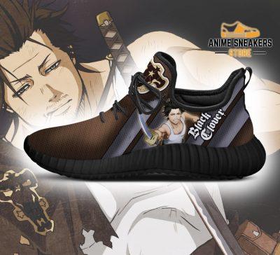 Black Clover Yami Reze Shoes Bull Knight Anime Sneakers