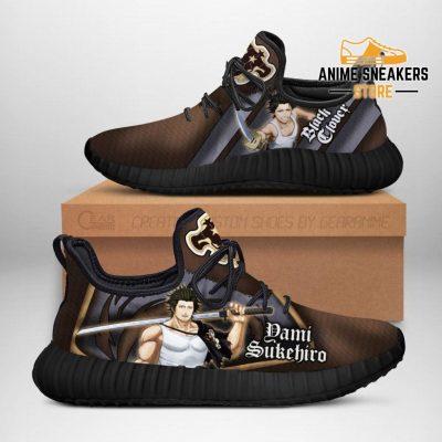 Black Clover Yami Reze Shoes Bull Knight Anime Sneakers Men / Us6