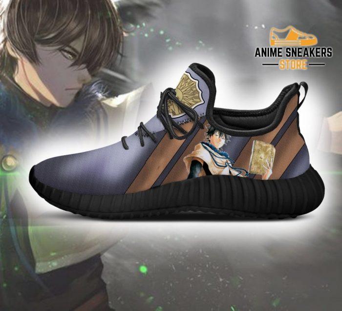 Black Clover Yuno Reze Shoes Bull Knight Anime Sneakers