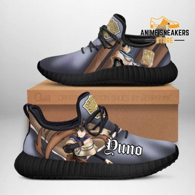Black Clover Yuno Reze Shoes Bull Knight Anime Sneakers Men / Us6