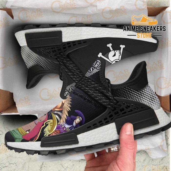 Blackbeard Pirates Shoes One Piece Custom Anime Tt12 Nmd