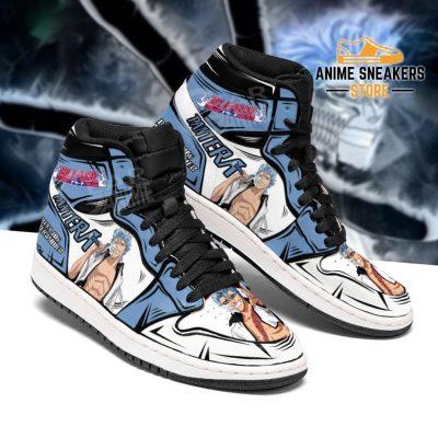 Bleach Grimmjow Anime Sneakers Fan Gift Idea Mn05 Jd