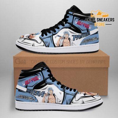 Bleach Grimmjow Anime Sneakers Fan Gift Idea Mn05 Men / Us6.5 Jd