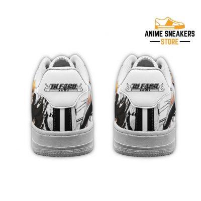 Bleach Ichigo Sneakers Anime Shoes Fan Gift Idea Pt04 Air Force