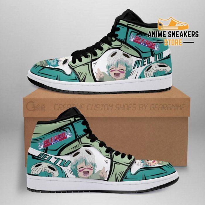 Bleach Nel Tu Anime Sneakers Fan Gift Idea Mn05 Men / Us6.5 Jd