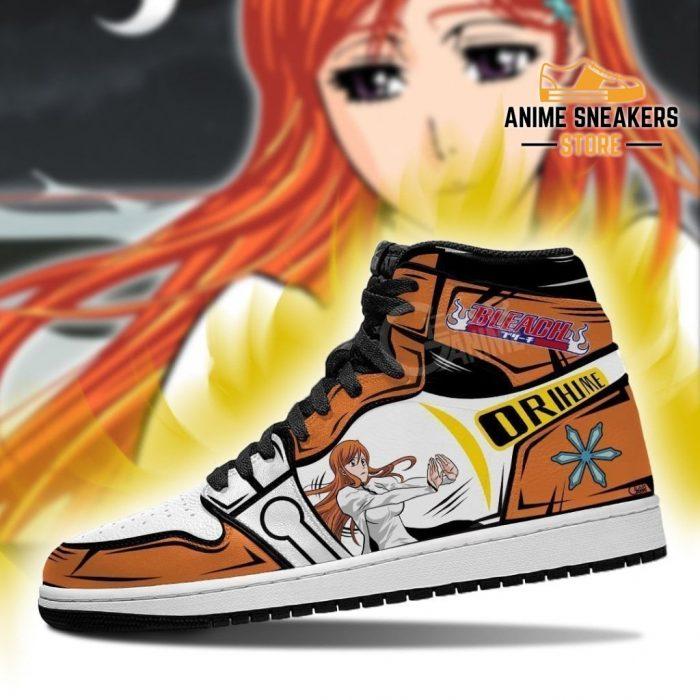 Bleach Orihime Inoue Anime Sneakers Fan Gift Idea Mn05 Jd