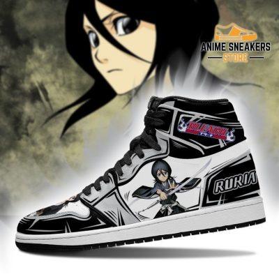 Bleach Rukia Anime Sneakers Fan Gift Idea Mn05 Jd