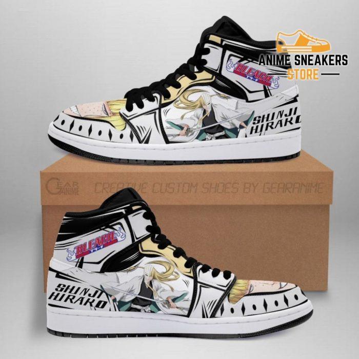 Bleach Shinji Hirako Anime Sneakers Fan Gift Idea Mn05 Men / Us6.5 Jd