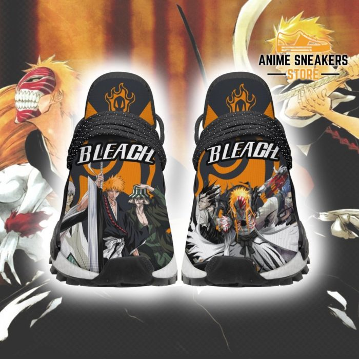 Bleach Shoes Characters Custom Anime Sneakers Men / Us6 Nmd