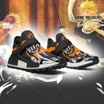 Bleach Shoes Characters Custom Anime Sneakers Nmd