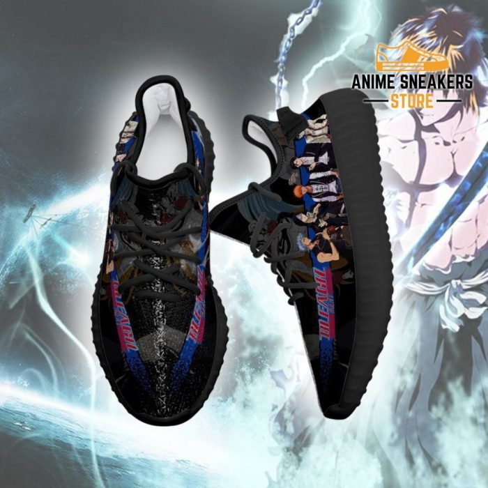 Bleach Yeezy Anime Sneakers Shoes Fan Gift Idea Tt04