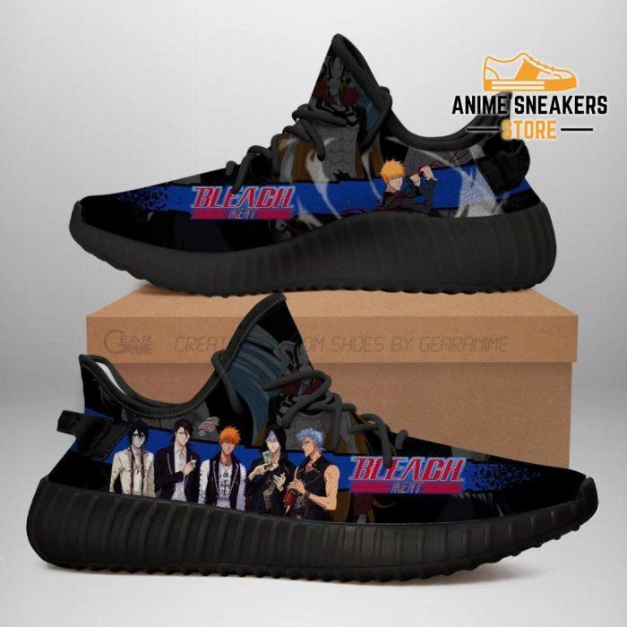 Bleach Yeezy Anime Sneakers Shoes Fan Gift Idea Tt04 Men / Us6