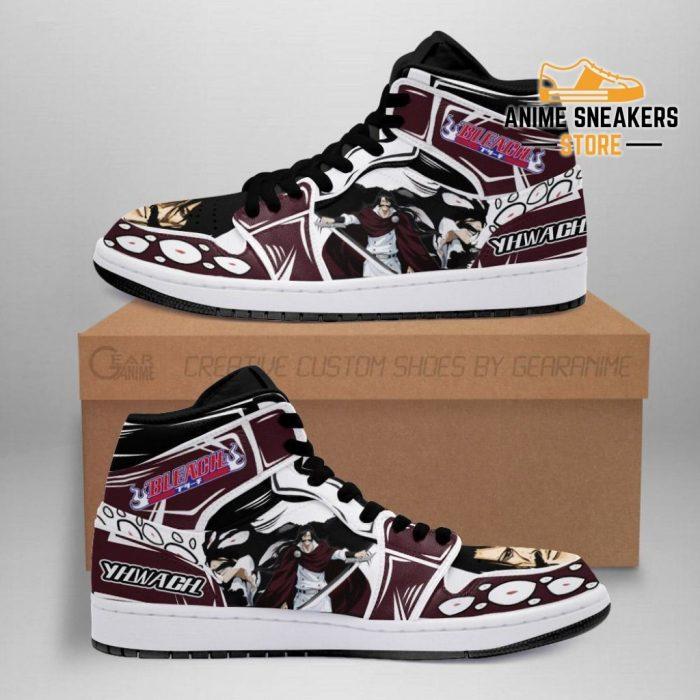 Bleach Yhwach Anime Sneakers Fan Gift Idea Mn05 Men / Us6.5 Jd