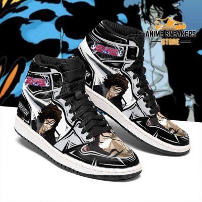 Bleach Zangetsu Anime Sneakers Fan Gift Idea Mn05 Jd