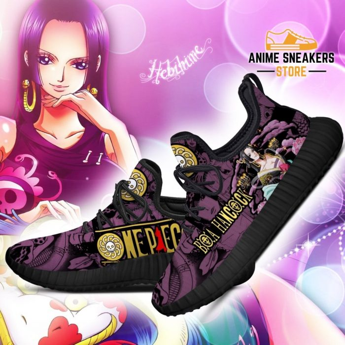 Boa Hancock Reze Shoes One Piece Anime Fan Gift Idea Tt04