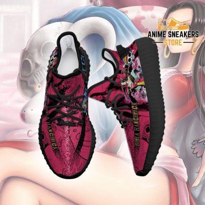 Boa Hancock Yeezy Shoes One Piece Anime Fan Gift Tt04