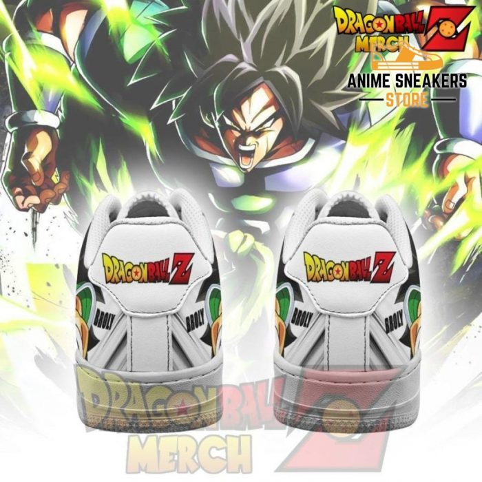Broly Air Force Custom Sneakers No.1 Shoes