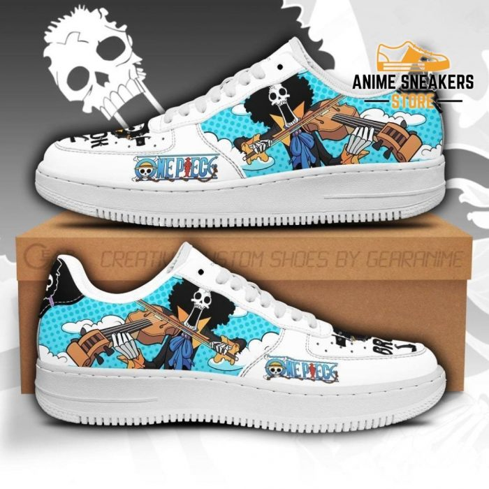 Brook One Piece Sneakers Custom Shoes Pt04 Men / Us6.5 Air Force
