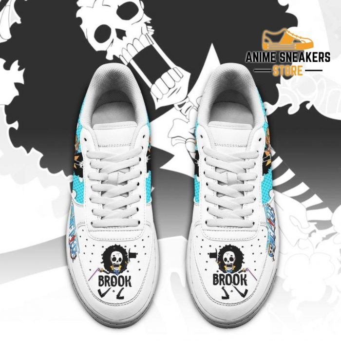 Brook One Piece Sneakers Custom Shoes Pt04 Air Force