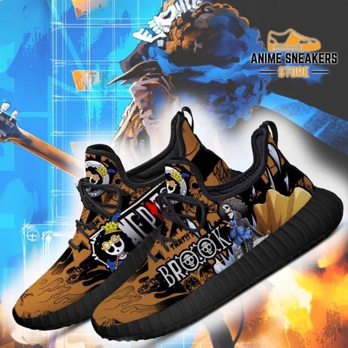 Brook Reze Shoes One Piece Anime Fan Gift Idea Tt04