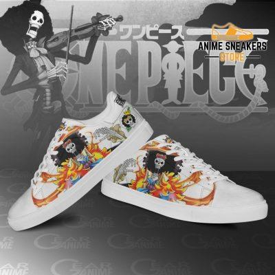 Brook Skate Shoes One Piece Custom Anime