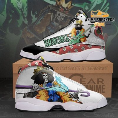 Brook Sneakers One Piece Anime Shoes Men / Us6 Jd13
