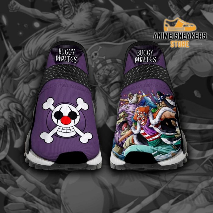 Buggy Pirates Shoes One Piece Custom Anime Tt12 Men / Us6 Nmd