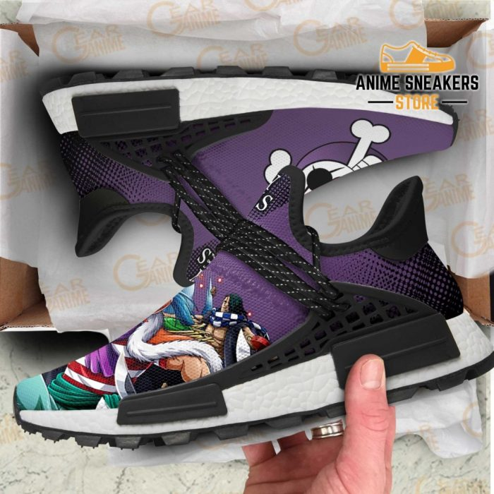 Buggy Pirates Shoes One Piece Custom Anime Tt12 Nmd