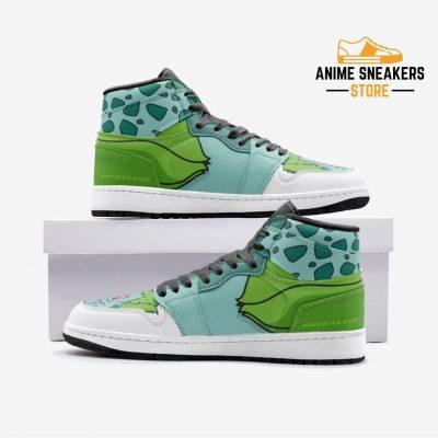 Bulbasaur Starter Pokémon Custom J-Force Shoes Mens