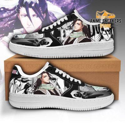 Byakuya Sneakers Bleach Anime Shoes Fan Gift Idea Pt05 Men / Us6.5 Air Force