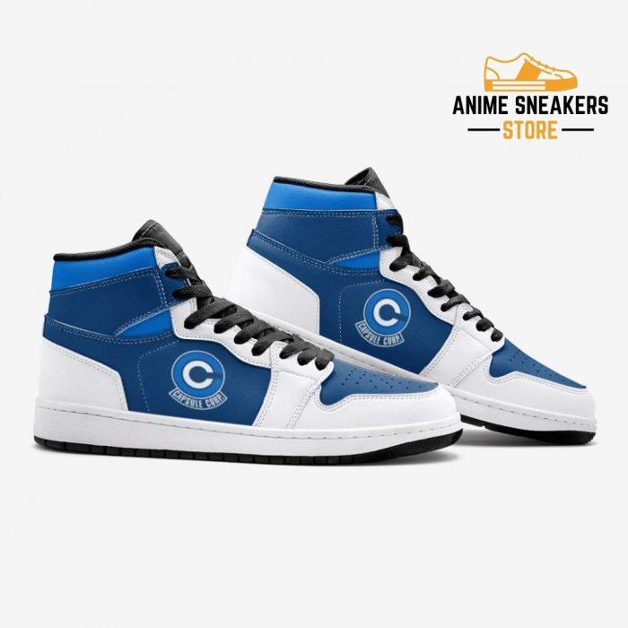 Capsule Corp Dragon Ball Custom J-Force Shoes Mens