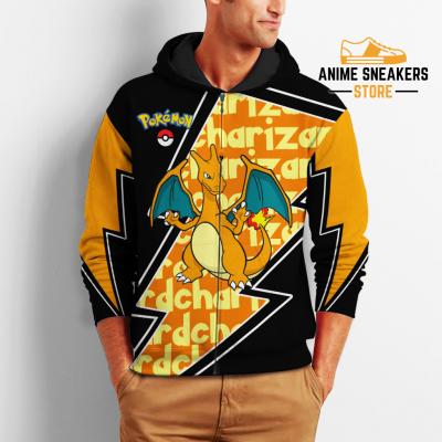 Charizard Zip Hoodie Costume Pokemon Shirt Fan Gift Idea Va06 All Over Printed Shirts